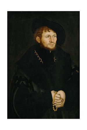 Portrait of Caspar von Köckeritz, c. 1527-1530