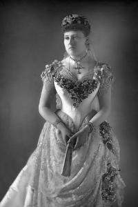Princess Henry of Battenberg (1857-194), 1893 by W&d Downey
