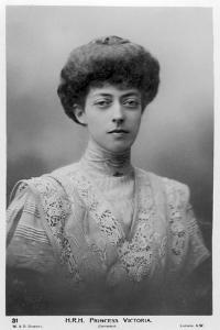 Princess Victoria of the United Kingdom, C1900s-C1910s by W&d Downey