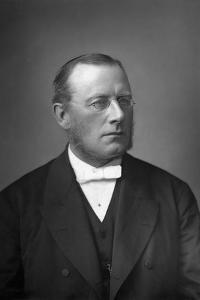 Reverend Dr Warre, 1890 by W&d Downey