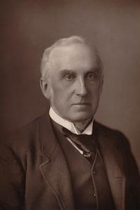 'Sir Charles Russell', c1891 by W&D Downey