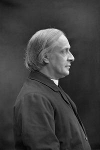 The Archbishop of Canterbury, 1890 by W&d Downey