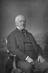 'The Hon. Sir Henry Hawkins', c1891 by W&D Downey