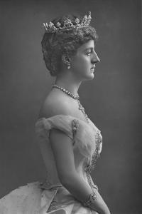 'The Marchioness of Londonderry', c1891 by W&D Downey