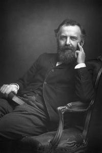 William Thomas Stead (1849-191), English Journalist, 1893 by W&d Downey
