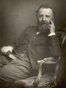 William Thomas Stead English Journalist in 1893 by W&d Downey