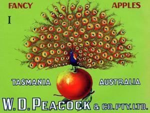 W.D. Peacock Fancy Apples
