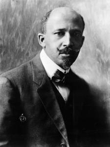 W.E.B. Du Bois, 1868-1963
