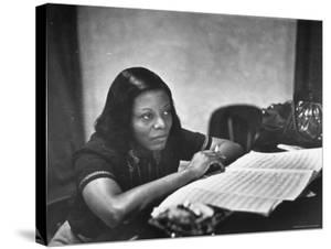 Mary Lou Williams by W. Eugene Smith