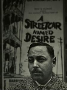 Tennessee Williams by W. Eugene Smith