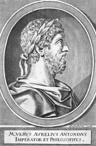 Marcus Aurelius by W Faithorne