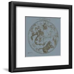 Northern Circumpolar Map by W^G^ Evans