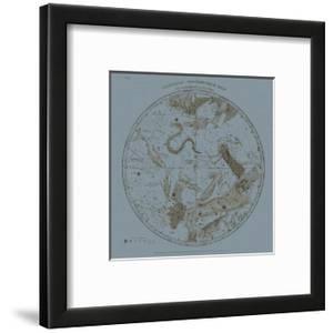 Southern Circumpolar Map by W^G^ Evans