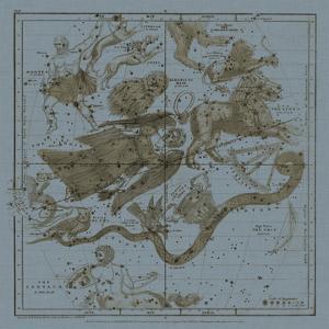 Zodiac III by W.G. Evans