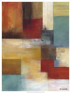 Abstract Blue by W^ Green-Aldridge