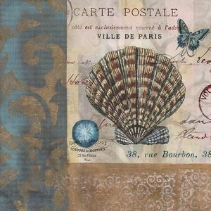 Botticelli Shell I by W. Green-Aldridge