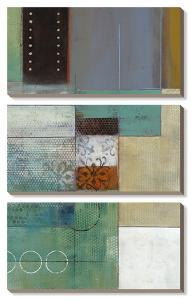 Cosmopolitan Abstract II by W^ Green-Aldridge