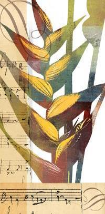 Emeraude Opera I by W. Green-Aldridge