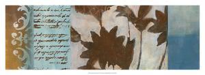 Flower Filigree Panorama II by W^ Green-Aldridge