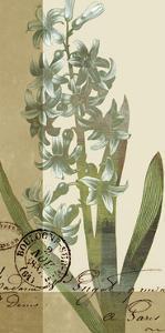 French Blue IV by W. Green-Aldridge