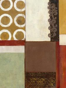 Spa Circles I by W^ Green-Aldridge