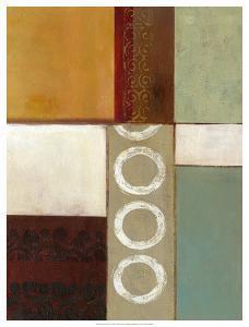 Spa Circles II by W^ Green-Aldridge