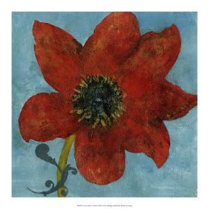 Summer Bloom I by W^ Green-Aldridge