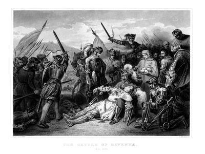 The Battle of Ravenna, 11 April 1512
