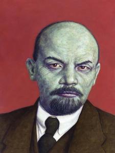 Dead Red - Lenin by W Johnson James