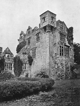 Donegal Castle, Ireland, 1924-1926 by W Lawrence