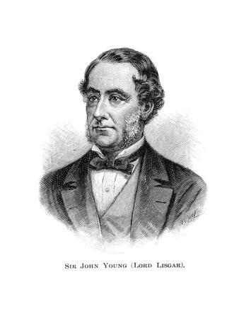 John Young, 1st Baron Lisgar, Governor of New South Wales