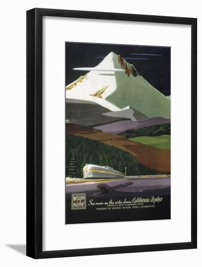 W Pacific-null-Framed Giclee Print