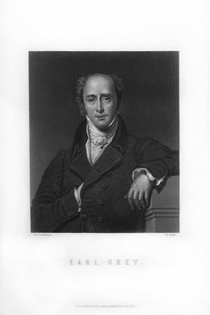 Charles Grey, 2nd Earl Grey, British Whig Statesman and Prime Minister