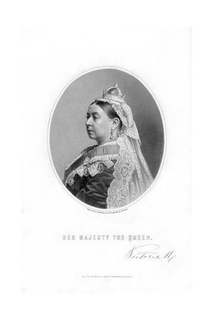 Queen Victoria, Queen of the United Kingdom of Great Britain and Ireland, 1899