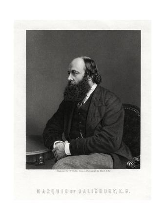Robert Arthur Talbot Gascoyne-Cecil, 3rd Marquis of Salisbury, British Statesman, 19th Century