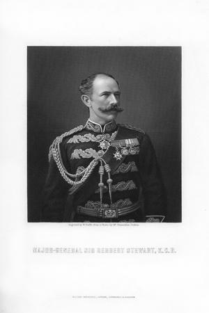 Sir Herbert Stewart, British Soldier