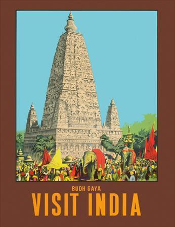 Visit India - Bodh Gaya - Mahabodhi Temple - Bihar, India