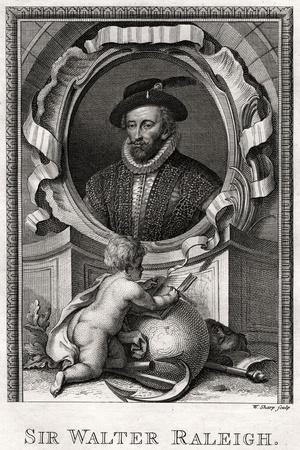 Sir Walter Raleigh, 1775