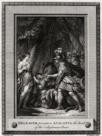 Meleager Presents to Atalanta the Head of the Callydonian Boar, 1774