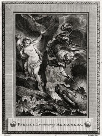 Perseus Delivering Andromeda, 1775