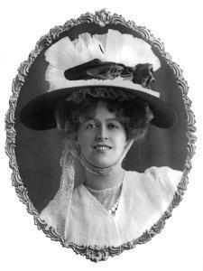 Marie Studholme (1875-193), English Actress, 1900s by W Whiteley