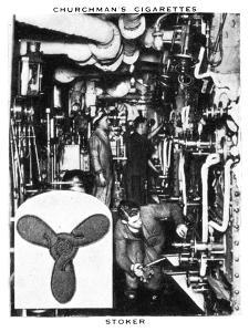 Stoker, 1937 by WA & AC Churchman
