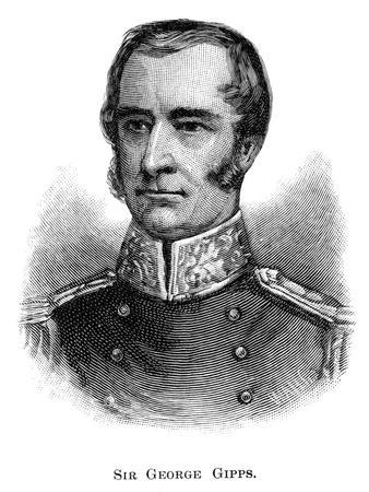 Sir George Gipps, Governor of New South Wales