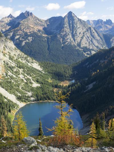 Wa, Wenatchee National Forest, Lake Ann-Jamie And Judy Wild-Photographic Print