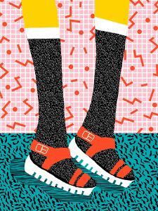 Kicks by Wacka Designs