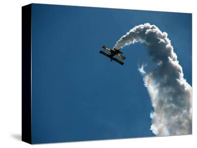 Aerobatic Grumman Ag Cat at Wings over Wine Country Air Show