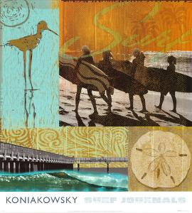Surf Journal II by Wade Koniakowsky