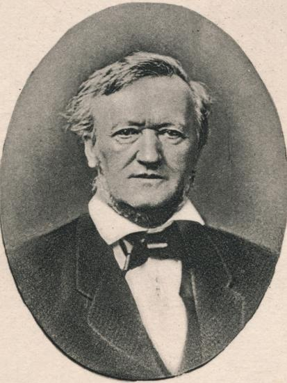 'Wagner.', 1895-Unknown-Photographic Print