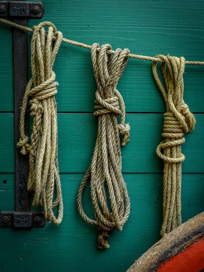 Wagon Ropes-Mr Doomits-Photographic Print