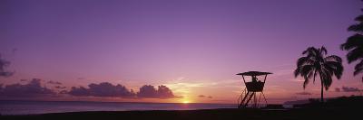 Waimea Bay Oahu HI USA--Photographic Print